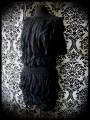 Jupe noire à volants - taille S/M