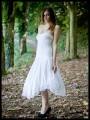 Sophie dress asymmetric hem - size XS to L