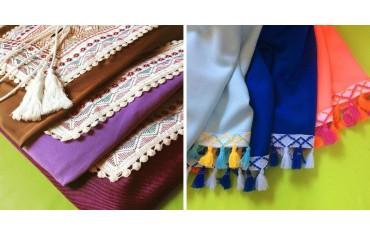 June new pieces: summery and colourful clothes